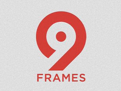 99frames v.2 99frames version2 identity social animation project logo