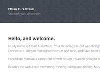 Ethan Turkeltaub