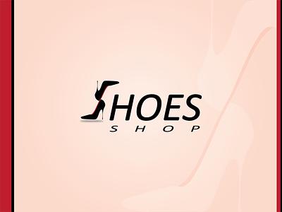 Shoes Shop Logo brand logo logos red color design 2020 new logo shoes logo shoes design shoes abastact logo design logodesign logotype logo