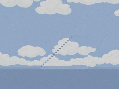 The Truman Show (Ending) jim carrey movie netflix blender3d digital design dribbbleweeklywarmup truman show