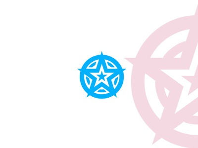 Star 07 branding vector minimal logo illustrator illustration icon flat graphic design design