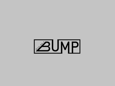 BUMP 02 birds branding vector minimal logo illustrator illustration icon graphic design flat design