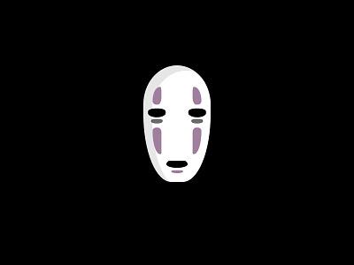 No Face (Kaonashi) - Pure CSS chihiro no face kaonashi codepen css
