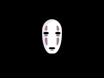 No Face (Kaonashi) - Pure CSS