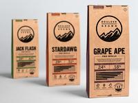 Boulder Grown Packaging