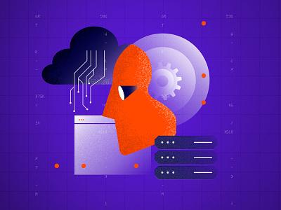 Applied Data Science & Artificial Intelligence branding icon graphic design design illustration