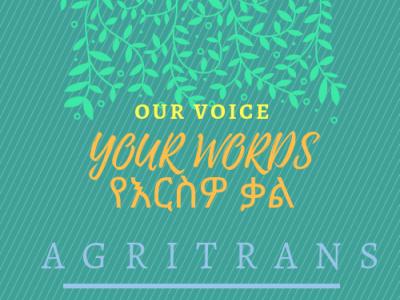 Logo Design for AgriTrans branding concept vector illustration logo branding minimal creative modern coperate design