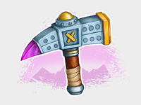 Miner's Pickaxe