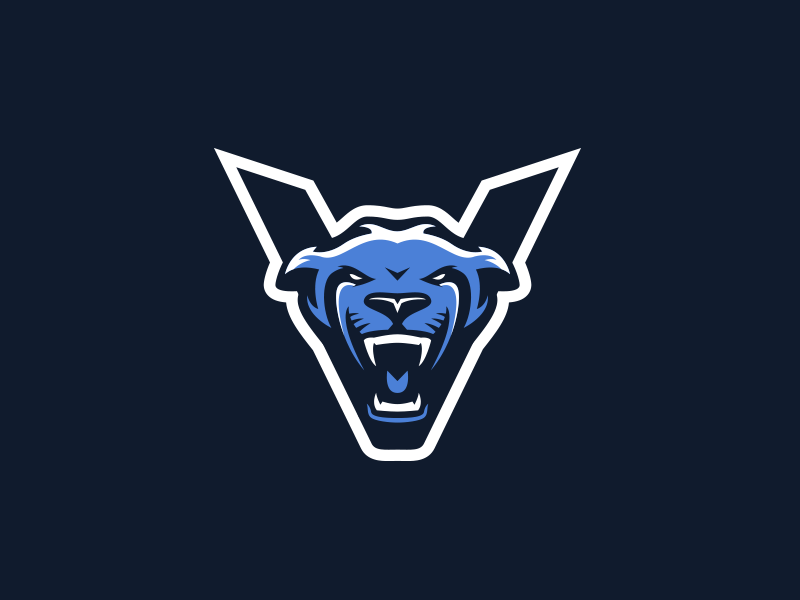 Vigour esports mascot logo by travis howell dribbble for Logo creation wizard