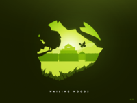 Wailing Woods // 4 of 19 Points of Interest