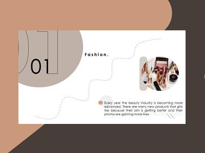 Aboyt covmetics тренд красота презентация design