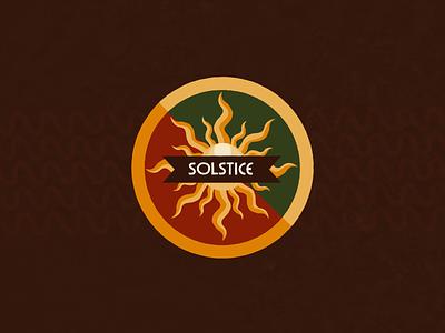 Solstice Food Truck Brand Identity graphic design brand identity restaurant design package design flat web design typography logo illustration design branding