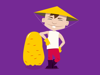 Character Design - Chinese