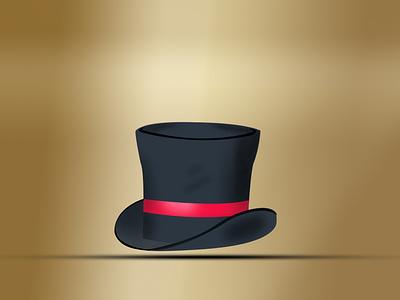 Hat illustration design
