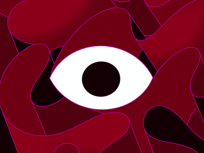 Eye See You graphic art