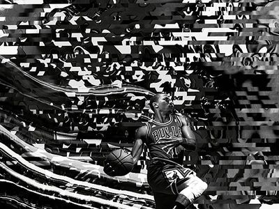 Sports Graphics generativeart abstract art basketball sports graphics