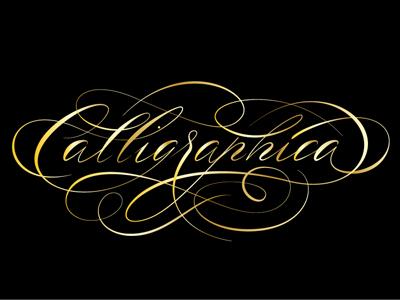 Calligraphica 04