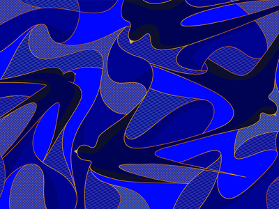 Swallows key visual pattern birds swallow