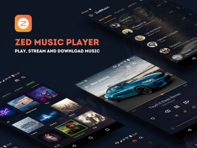 ZED Music Player
