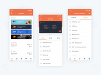 Online Banking UX/UI