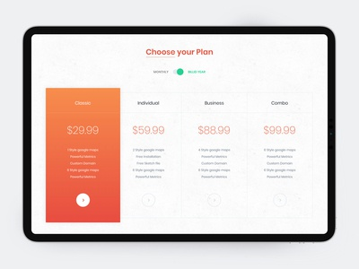 Pricing Plan - How to choose the best rate