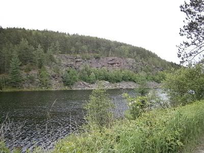 algonquin june 2016 cliff face open