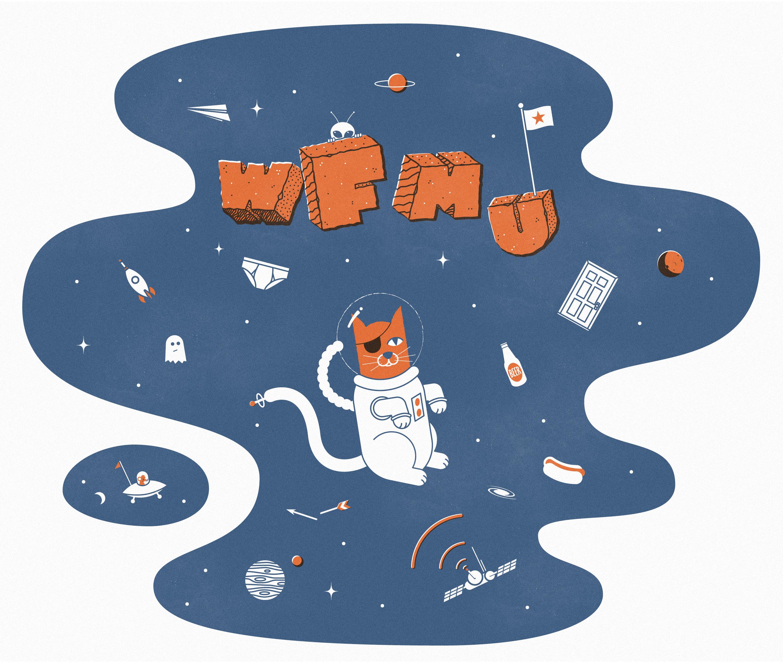 Space cat big