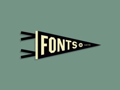 Fonts Pennant