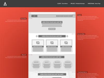 Kreate Wireframe wireframe kreate design strategy blueprint website ux icon logo