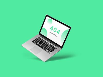 008 - 404 Page design ux ui dailyuichallenge daily 100 challenge dailyui