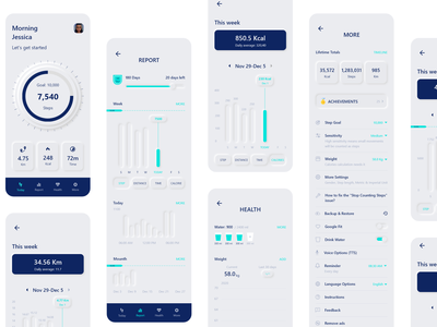 healthcare app uiuxdesigner uxdesign uidesign uiux minimal ux mobile ui ios icon design app design app android adobe xd