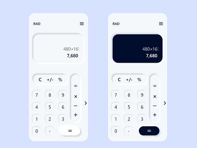 Calculator uiuxdesigner uiuxdesign uiux uxdesigner uxdesign uidesign ui designer ux ui minimal design app design app android adobe xd