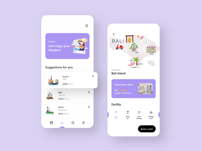 Travel App Design user experience userinterface adobexd figma uxdesigner uidesigner uxdesign uidesign icon adobe xd uiux ux ui design app dribble illustration app design minimal