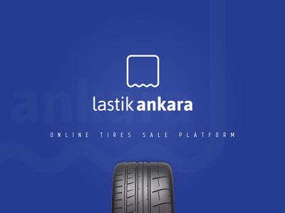 Lastik Ankara minimalist logo logo design logotype tire logo minimal logo