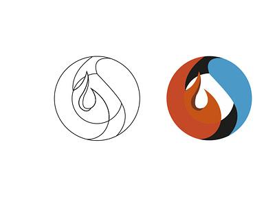 vector logo design geometric design geometric vector minimal typography illustration adobe illustrator logo wordmark logo logodesign