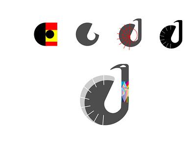 peacock logo design logo design lettermark vector logo illustration adobe illustrator wordmark logo typography logodesign
