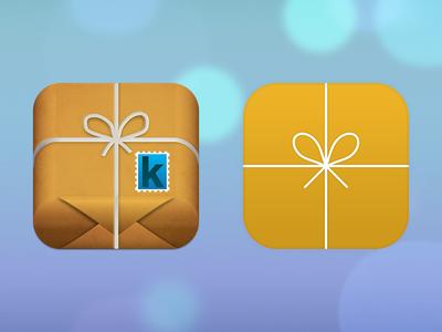 iOS 7 icon redesign - Katapakote