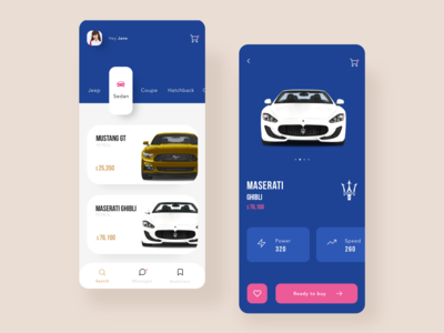 Car Marketplace