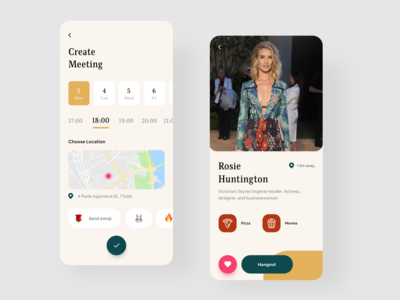 Tinder designs, themes, templates and downloadable graphic