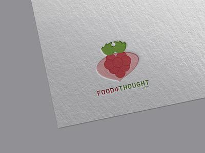 Wine and healthy food logo wine branding wine logo food logo beverages logo