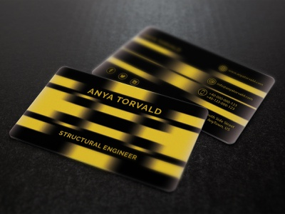 Business Card business card card design