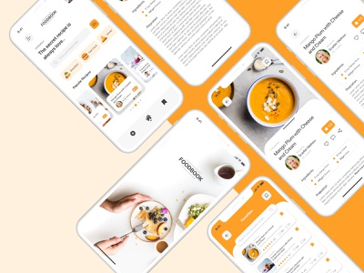 FoodBook cooking app