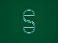 EES Monogram/Ambigram