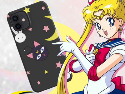 coque iphone Sailor Moon aesthetic graphic otaku kawaii popart cute illustration product productdesign iphone sailor moon manga anime retro fanart logo cute art culture design illustration digitalart