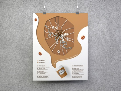Bakery location map poster sign interior decor brand identity a4 interior poster print design indoor poster location scheme bakery net bakery flyer bakery packaging bakery coffee coffeeshop location map poster map branding concept branding design design branding