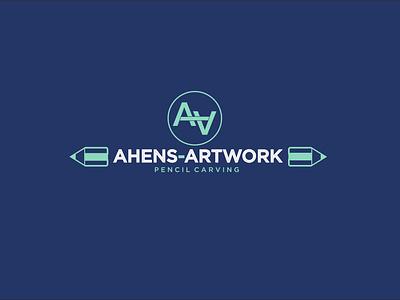 AHENS-ARTWORK logo design branding logotype brand illustration art identity brand identity logodesign minimal adobephotoshop typography branding design vector branding graphic design logo brand design adobeillustator