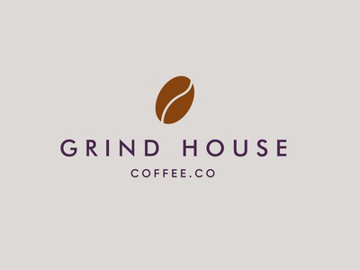 GRIND HOUSE coffee cup coffeeshop trends social illustrations typogaphy branding concept branding agency branding and identity illustration design brand identity logotype brand branding branding design logodesign logo brand design