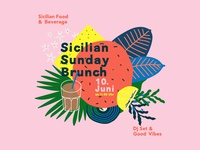 Sicilia Sunday Brunch - event - cover