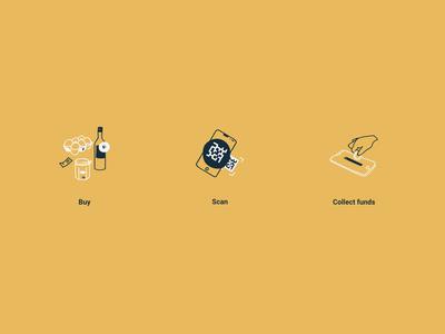 ONGCOIN - UI Design Master 2018 illustraiton concept app user inteface interaction design usability icon design icon app ui elements ui deisgn
