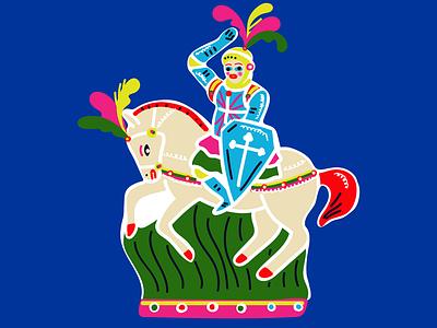 Pupaccena flat colorfull rituals tales sugarpuppet 31november sicily traditions